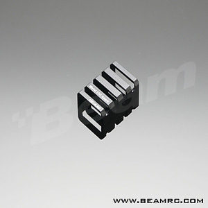 Metal ESC Guard(Black) (BO-1030)