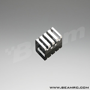 Metal ESC Guard(Gray) (BO-1029)